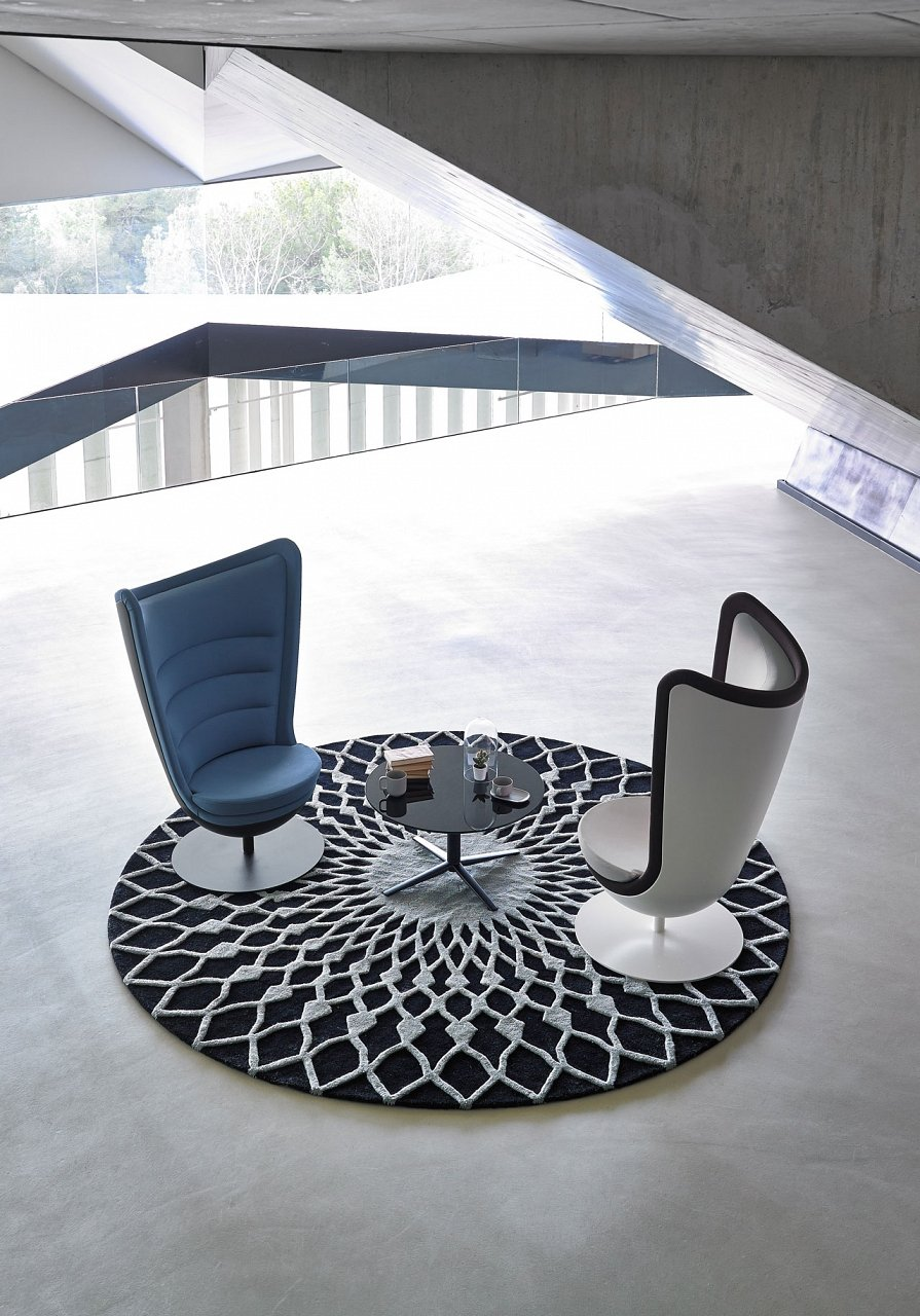 Badminton Chair lounge from Actiu