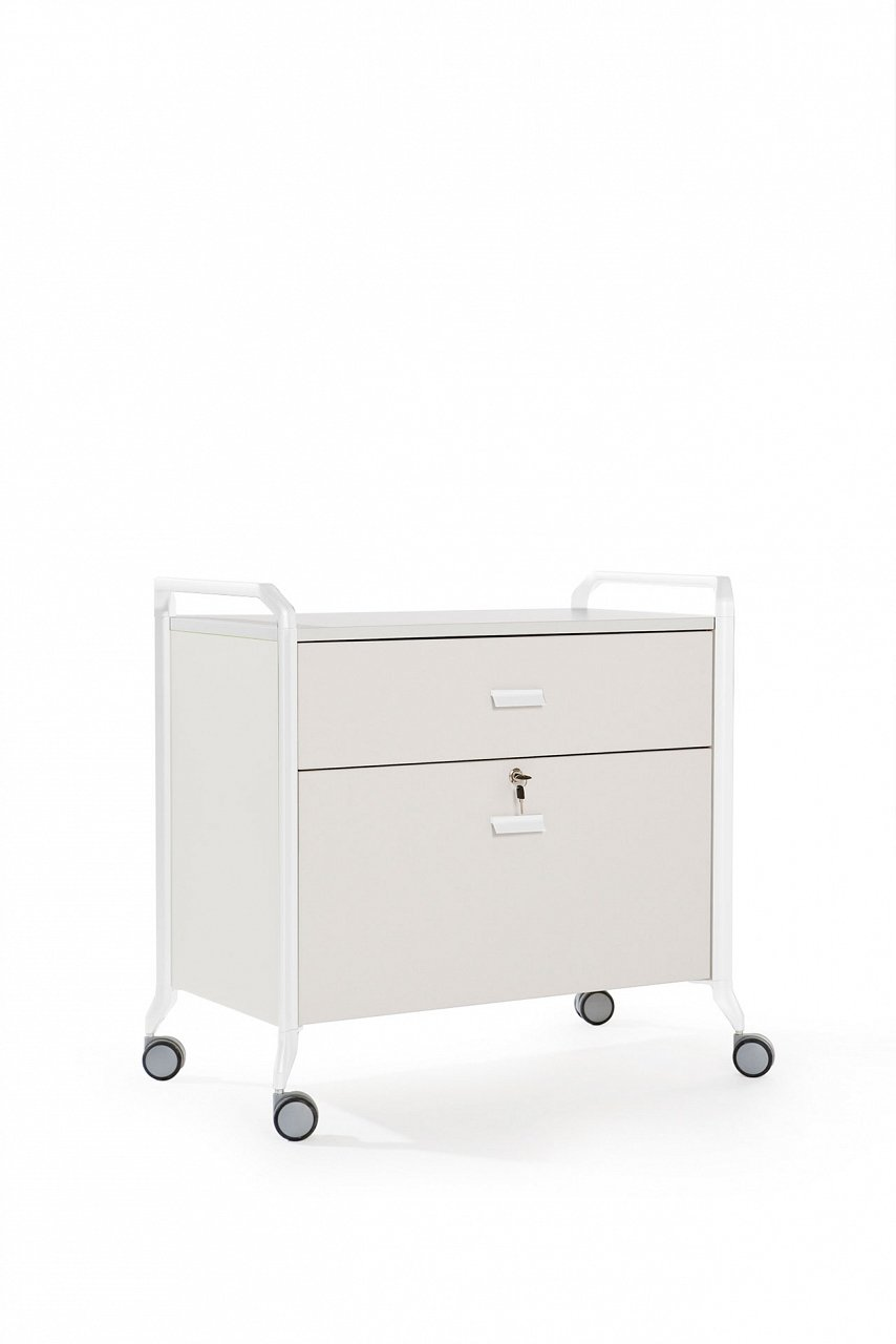 On Time Storage cabinet from Actiu