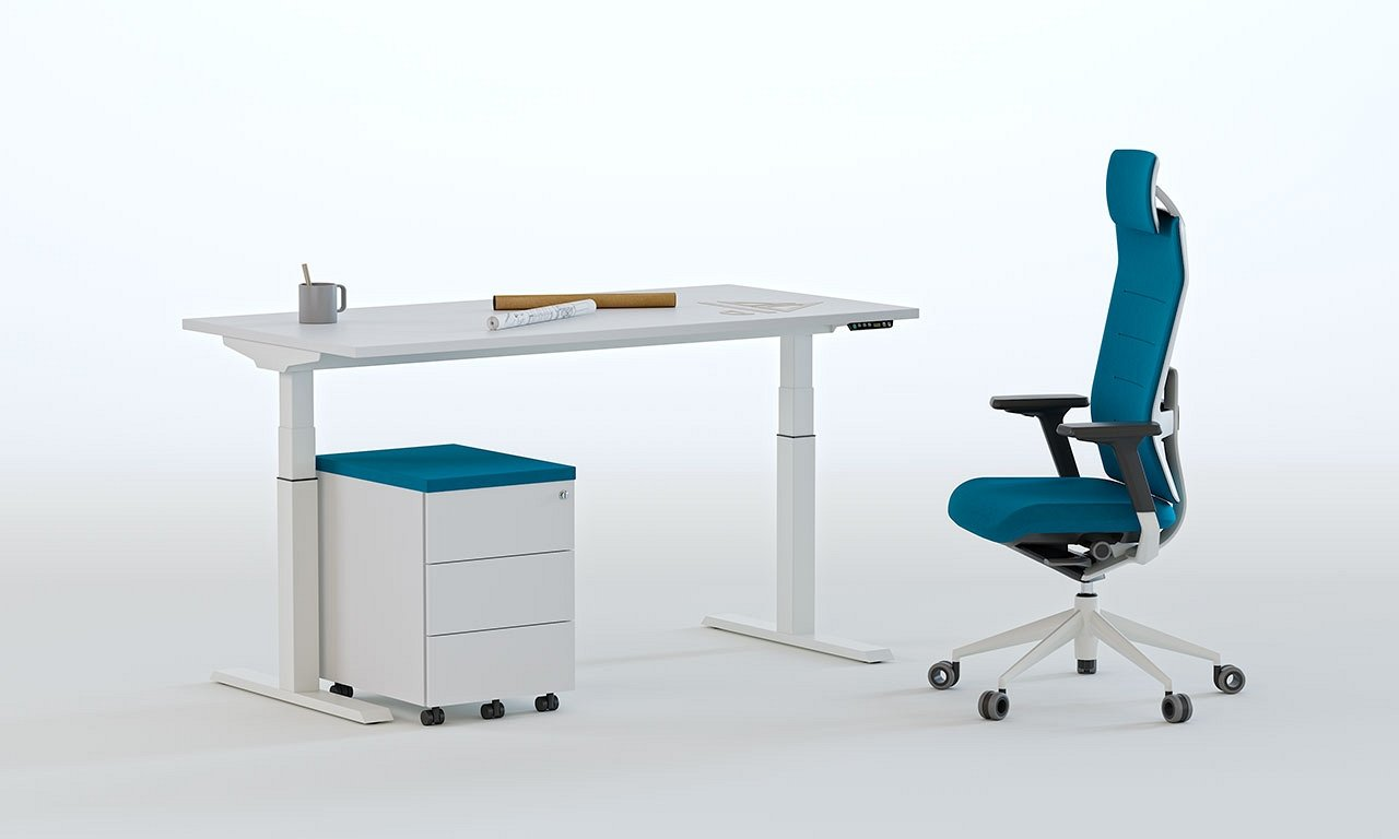 Mobility Desk from Actiu