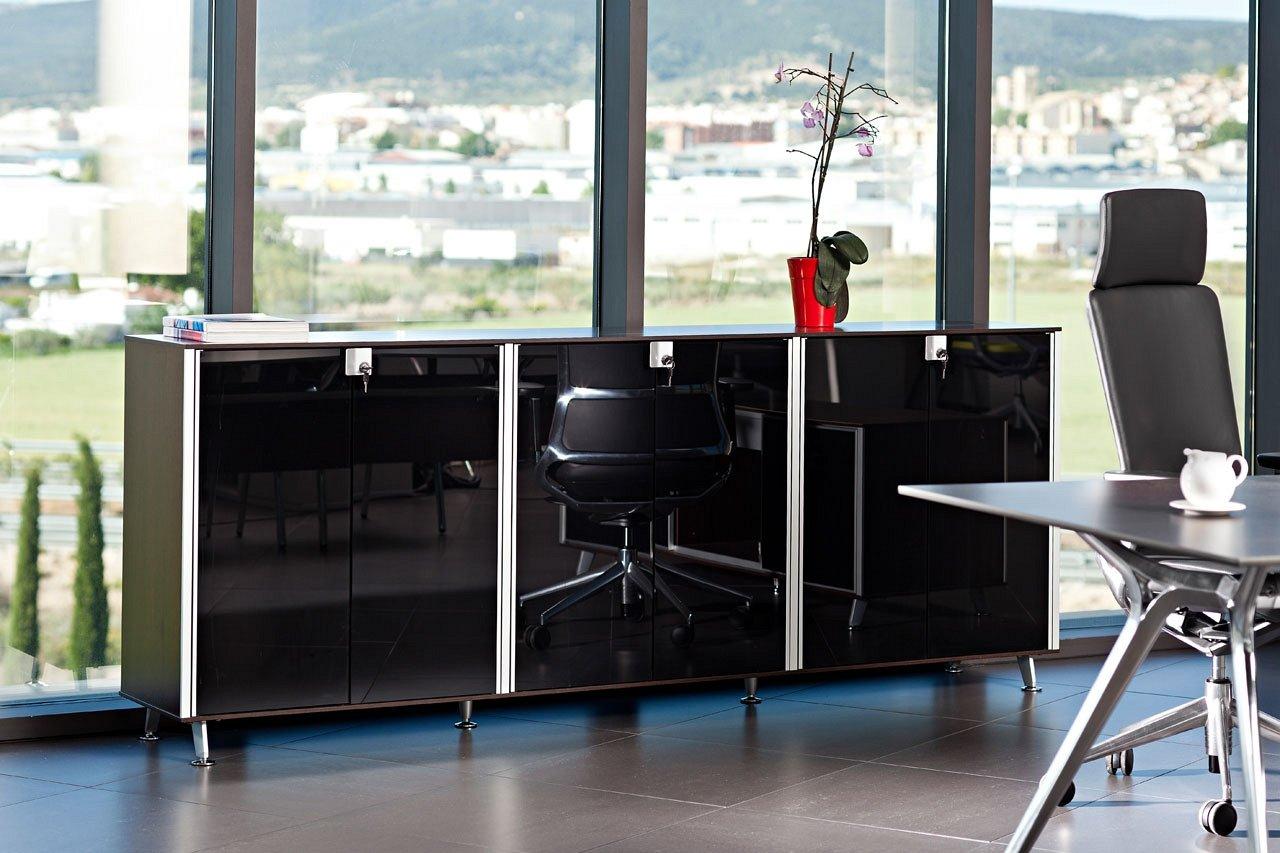 Block Storage cabinet from Actiu