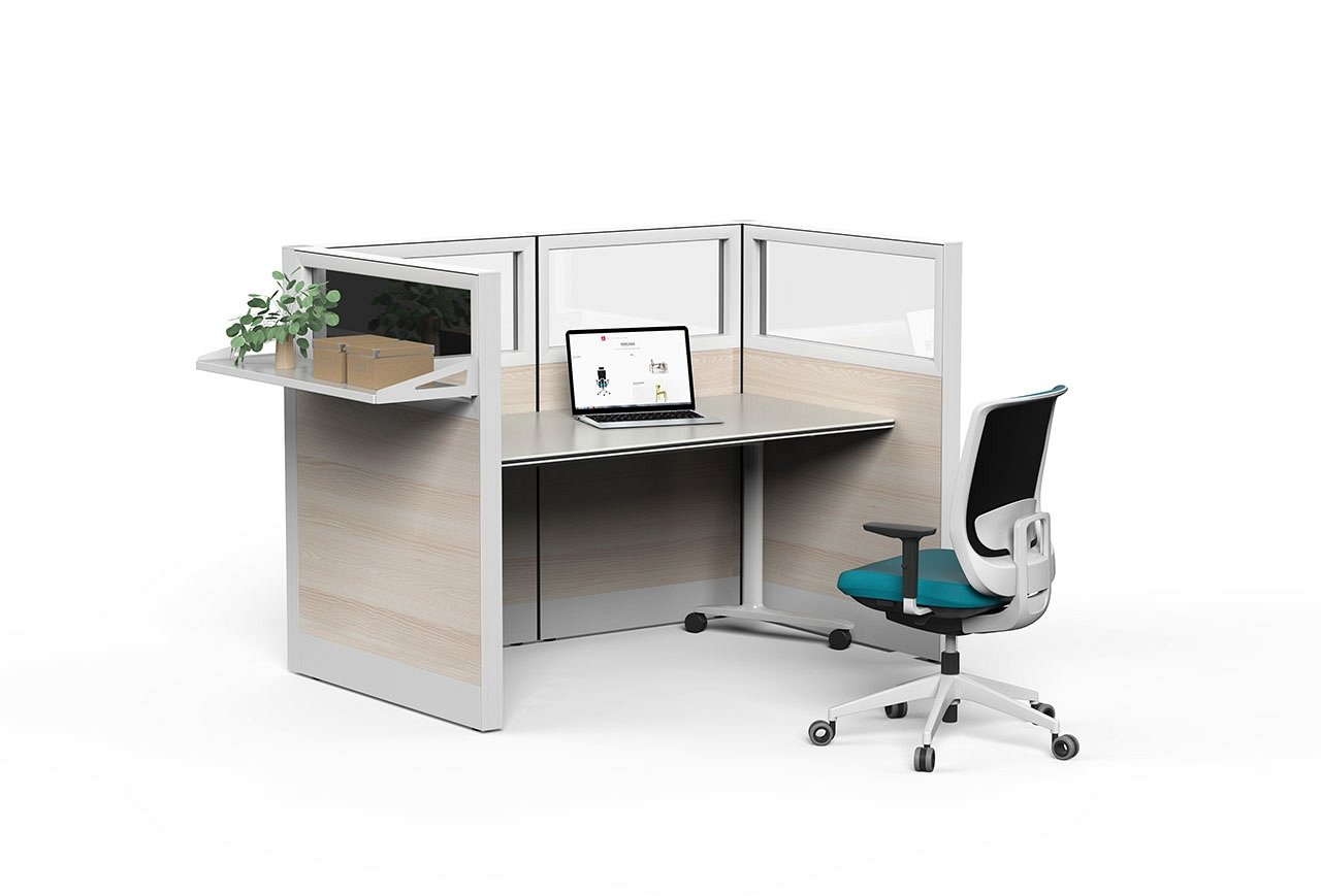 D500 Office Divider accessory from Actiu