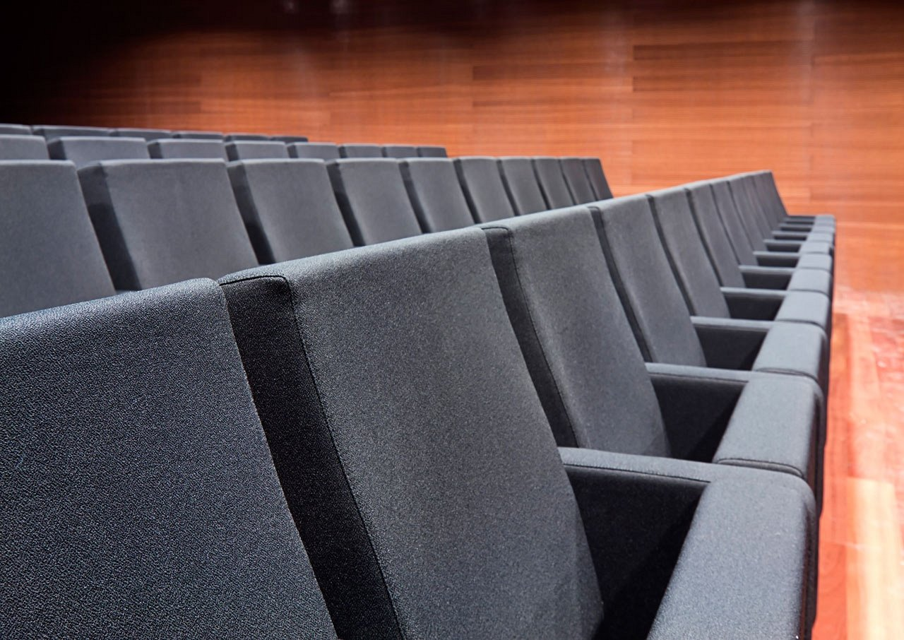 Audit Auditorium Chair from Actiu