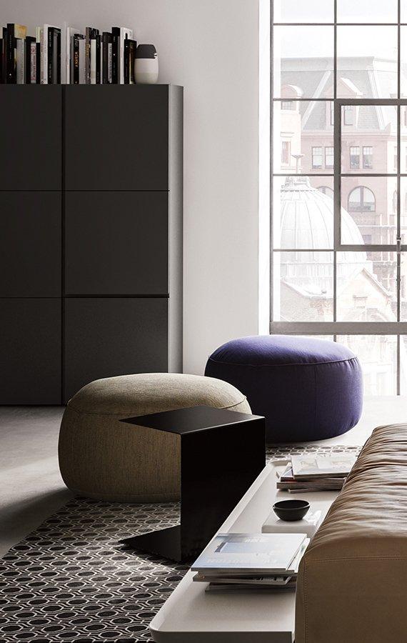 Eden Pouf Ottoman from Pianca, designed by Pianca Studio