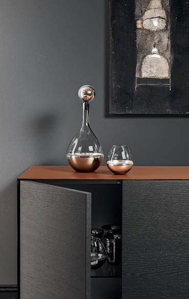 Norma Sideboard from Pianca, designed by Pianca Studio