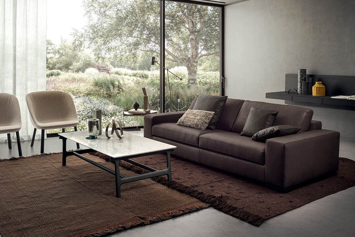 Meridiano Sofa from Pianca, designed by Pianca Studio