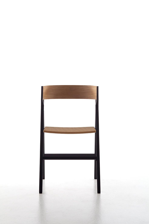 Klapp Folding Chair  from Arrmet, designed by Steffen Kehrle
