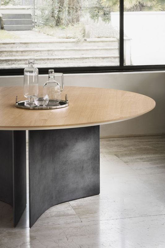 Magnum Table dining from Bontempi, designed by Bontempi Casa