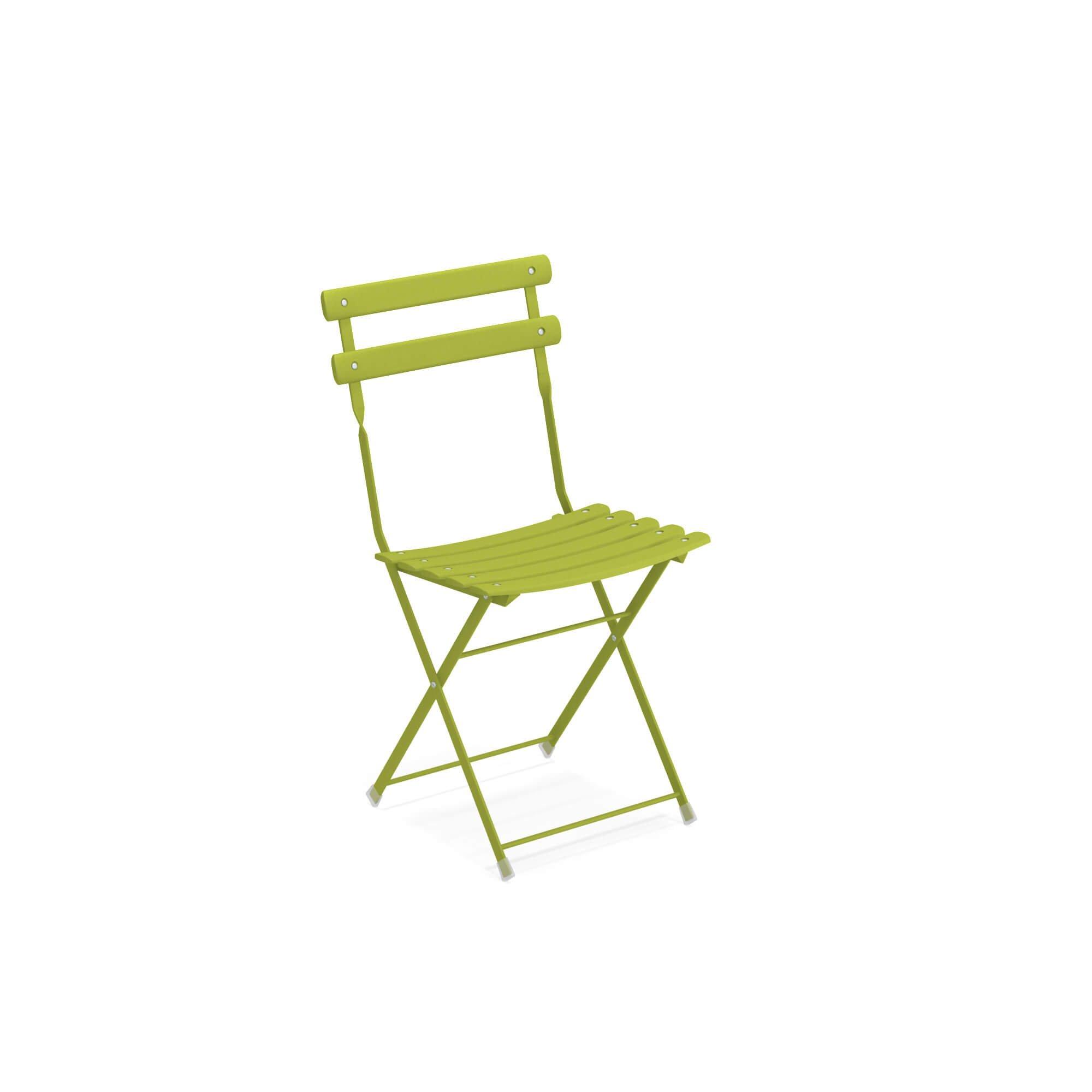 Arc en Ciel Folding Chair  from Emu, designed by EMU Design Studio