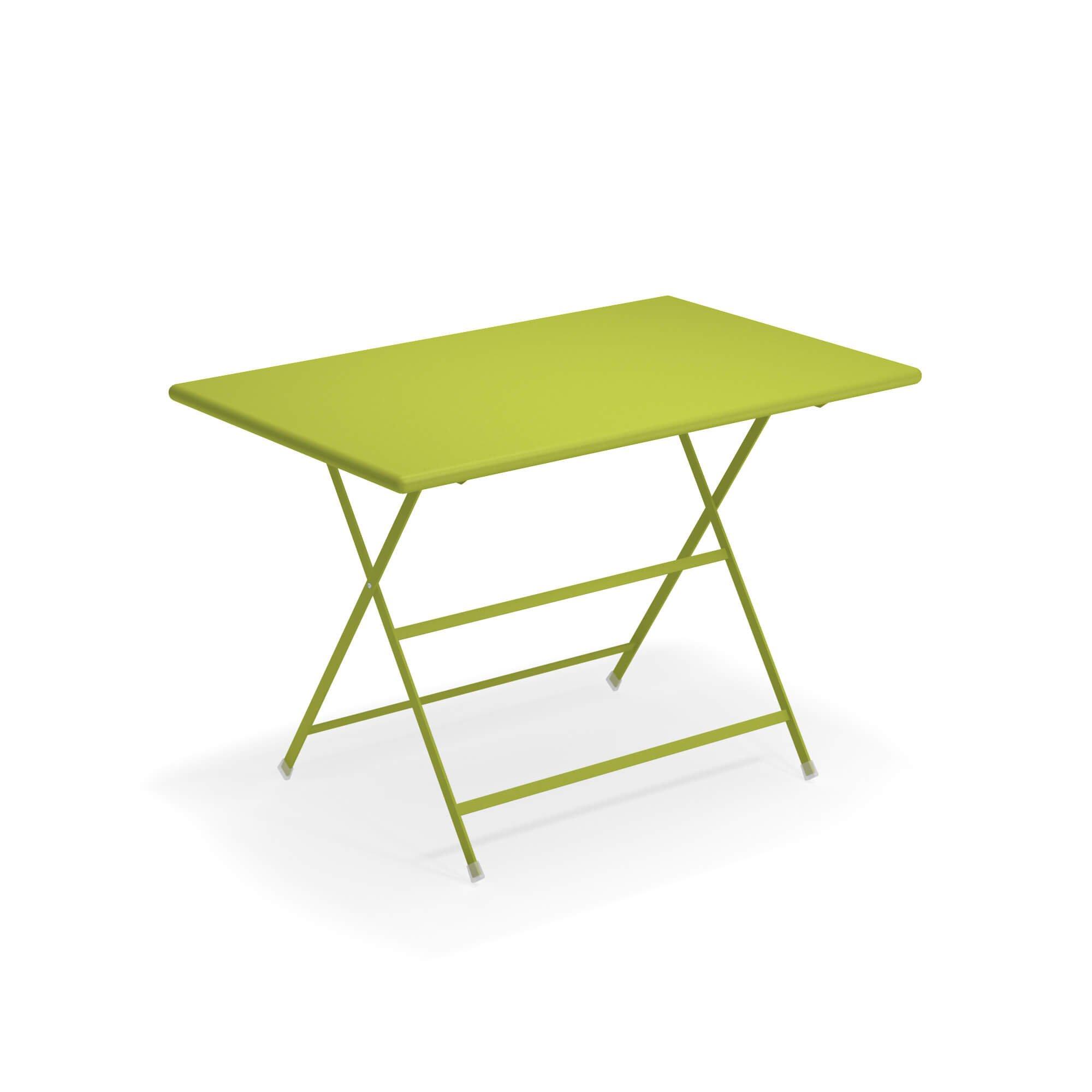 Arc en Ciel Folding Table  from Emu, designed by EMU Design Studio