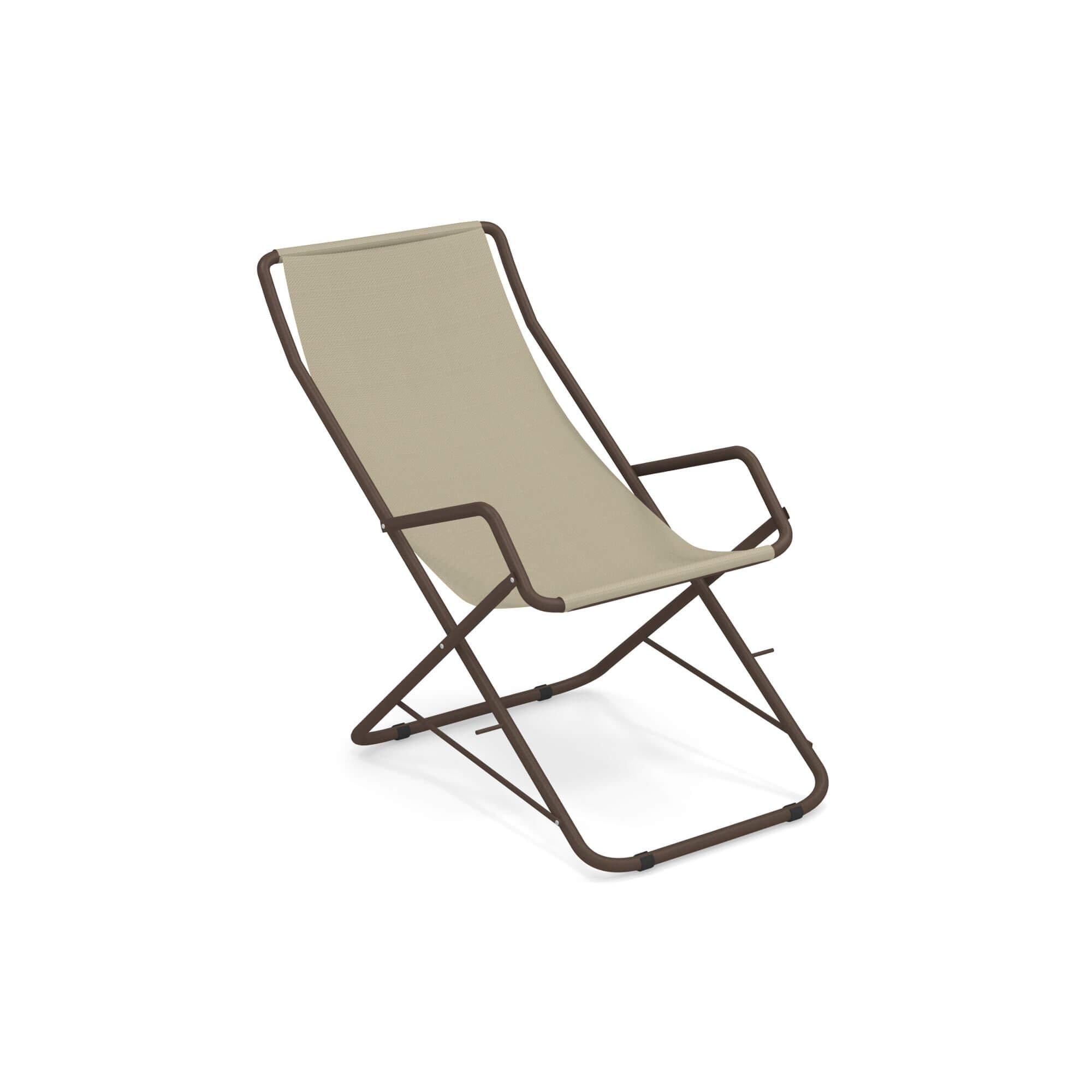 Bahama Chair lounge from Emu, designed by EMU Design Studio