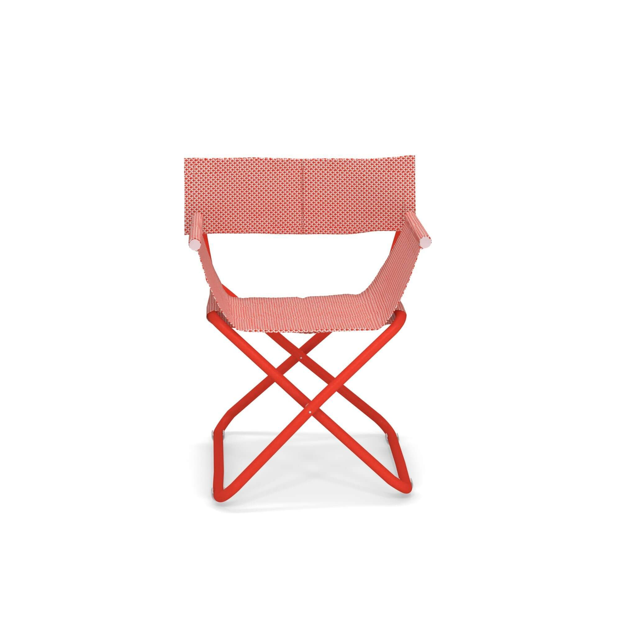 Snooze Director's Chair lounge from Emu, designed by Chiaramonte and Marin