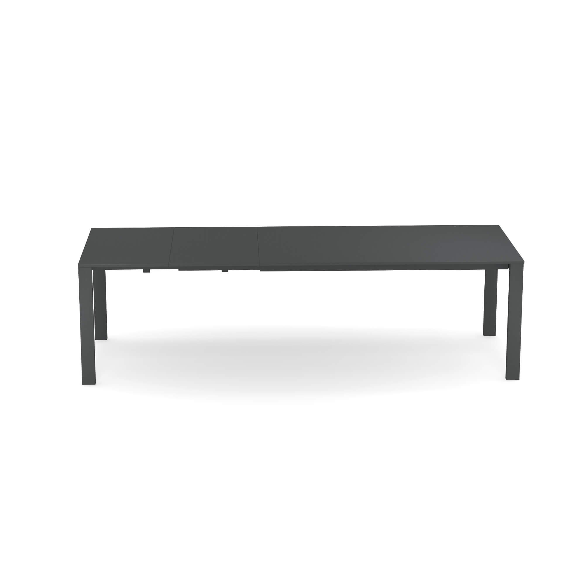 Round Extensible Table dining from Emu, designed by Christophe Pillet