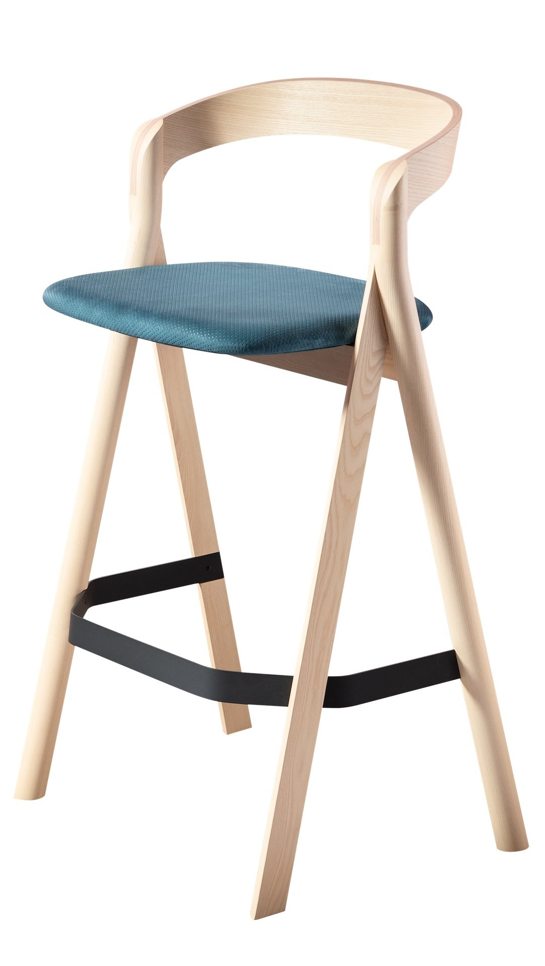 Diverge Stool from Miniforms, designed by Skrivo