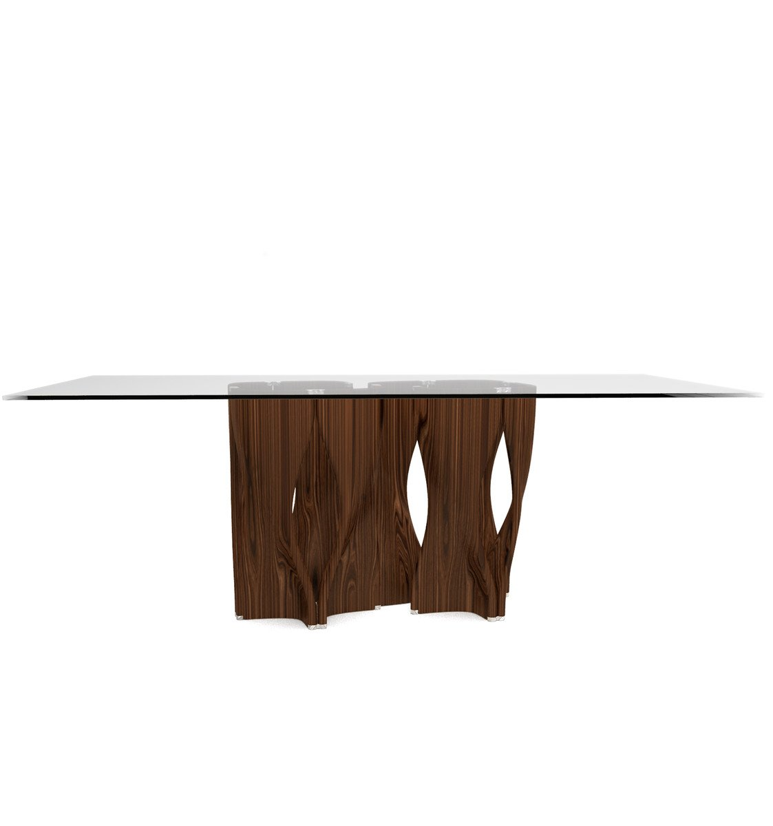 Mac's Table dining from Tonon, designed by Mac Stopa