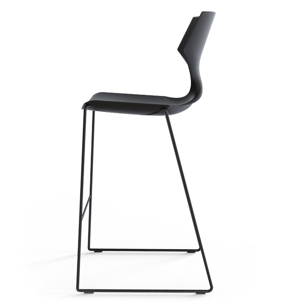 Quo Stool from Tonon, designed by Martin Ballendat