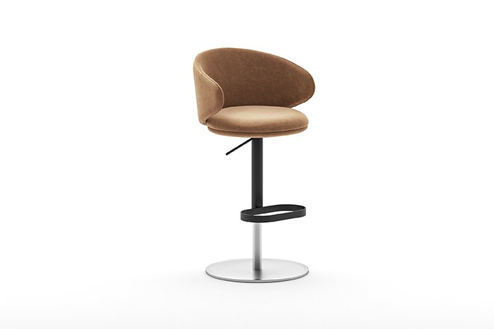 Belle ST-ADJ stool from Arrmet, designed by Arrmet Lab