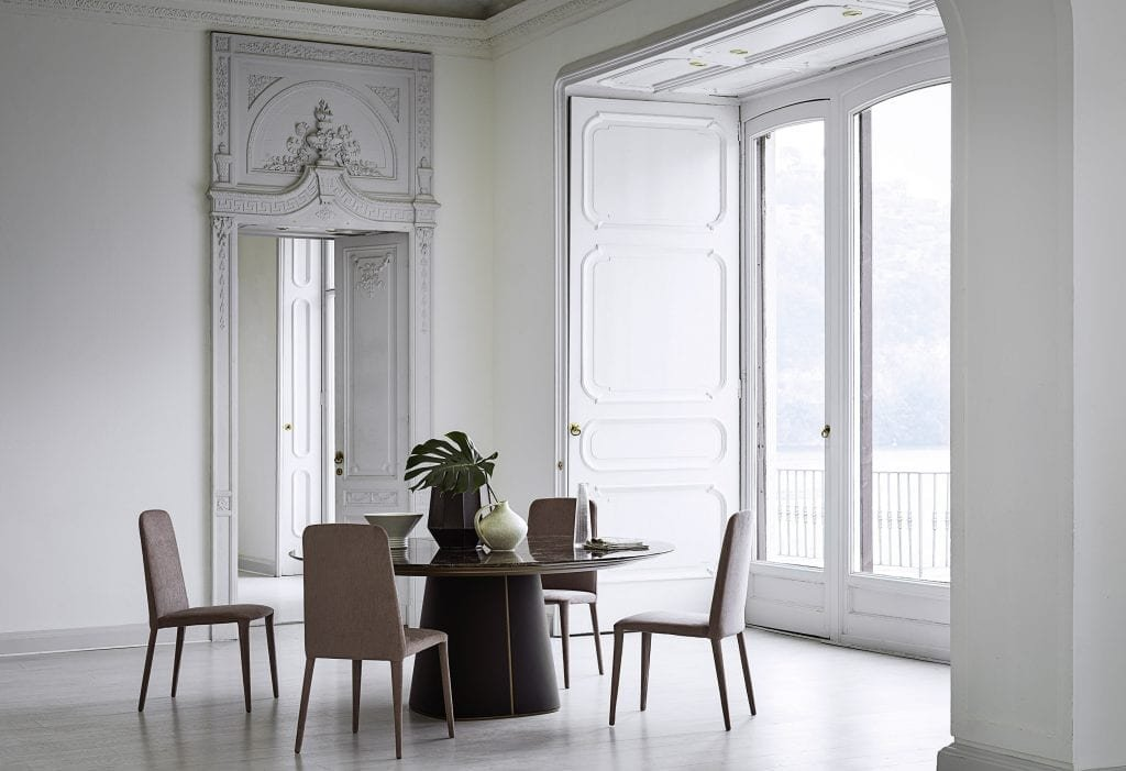 Artu 180 Dining Table from Frag, designed by Michele di Fonzo