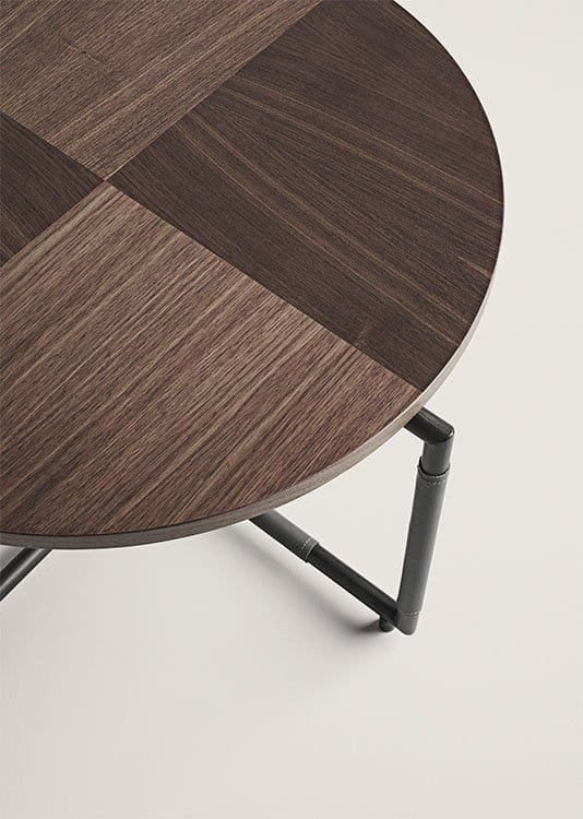 Bak CT HO End Table from Frag, designed by Ferruccio Laviani
