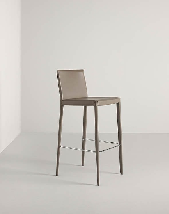 Lilly C stool from Frag, designed by Michele di Fonzo