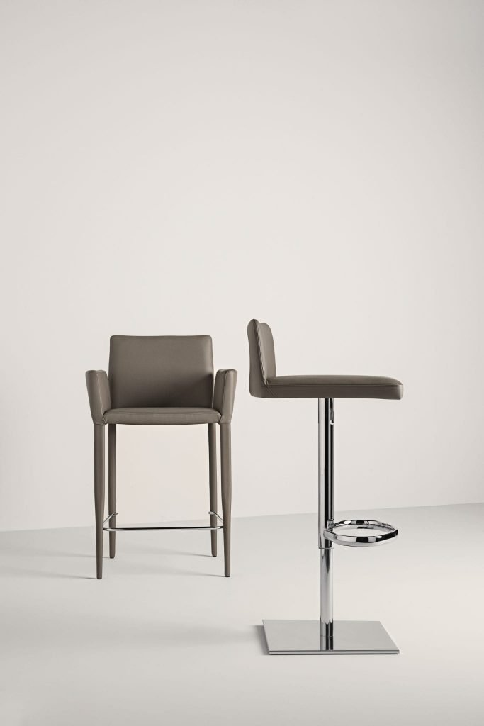Bella CP stool from Frag, designed by G. e R. Fauciglietti