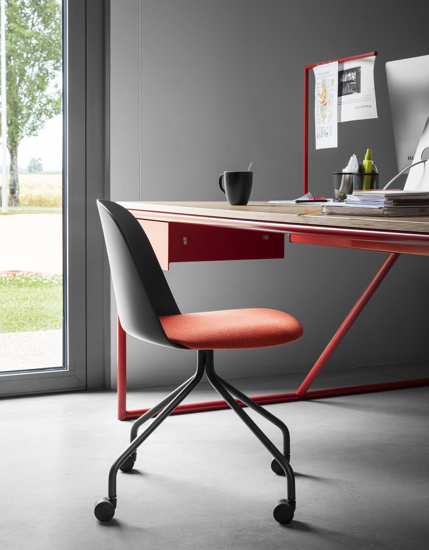 Mariolina Chair from Miniforms, designed by E-ggs