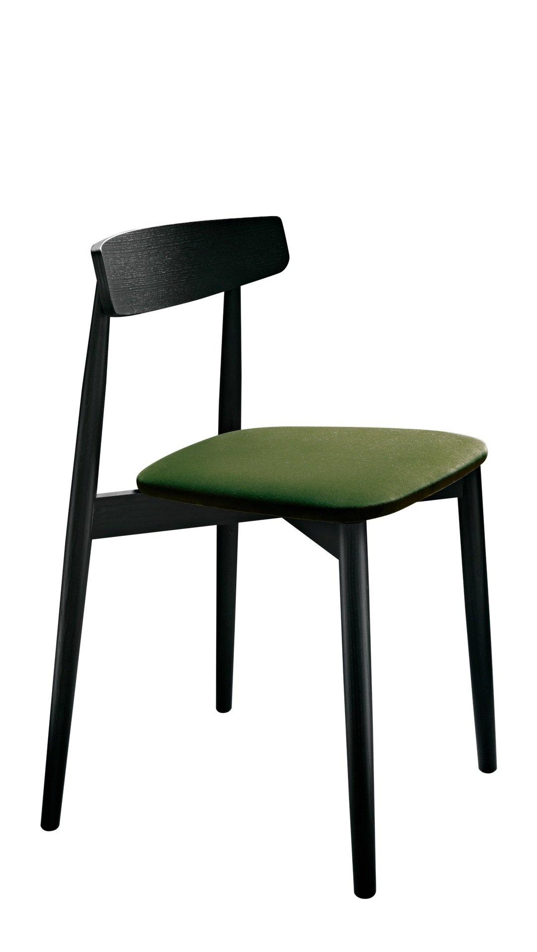 Claretta Wooden Chair from Miniforms, designed by Florian Schmid