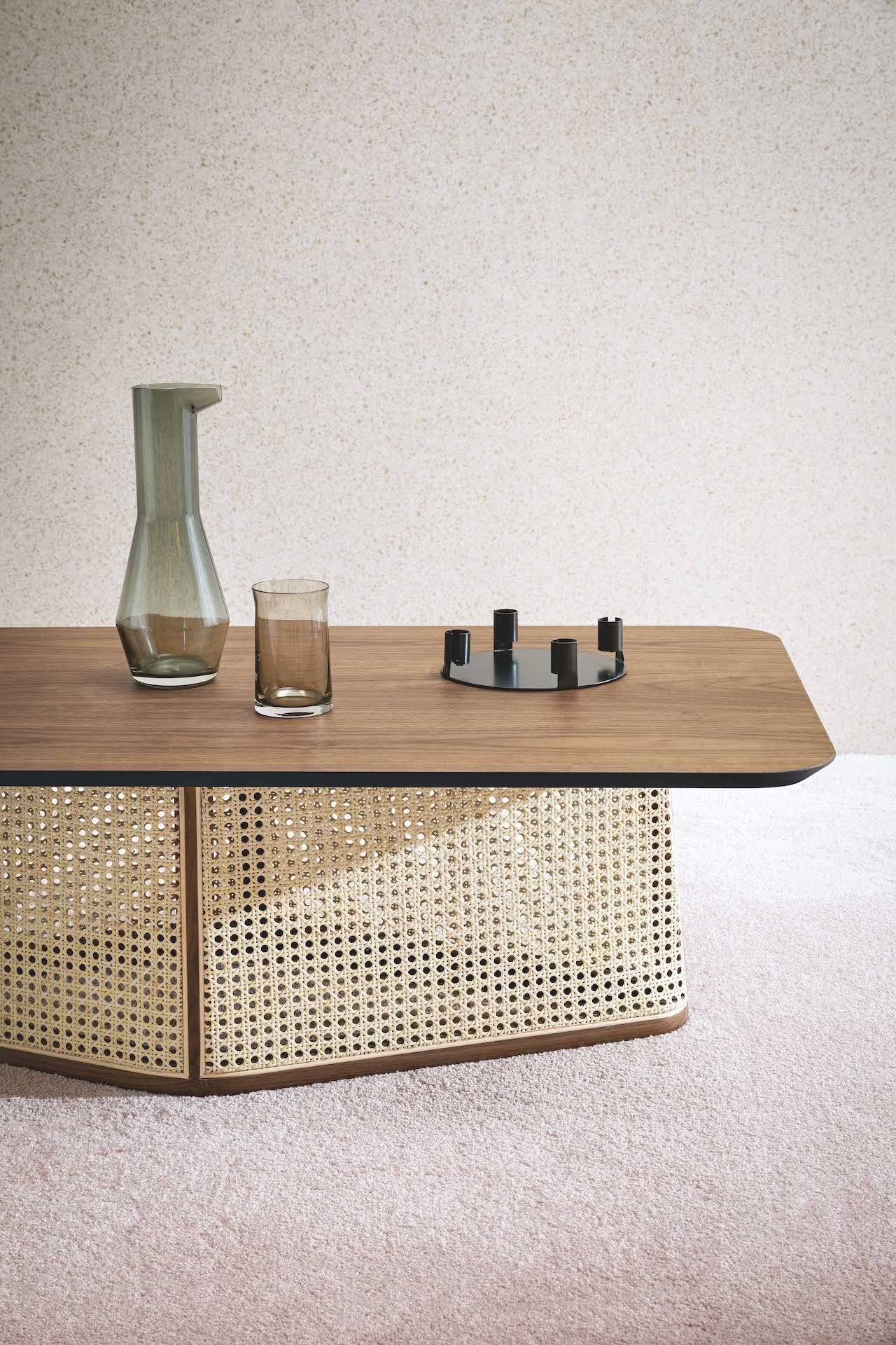 Colony Coffee Table from Miniforms, designed by Skrivo