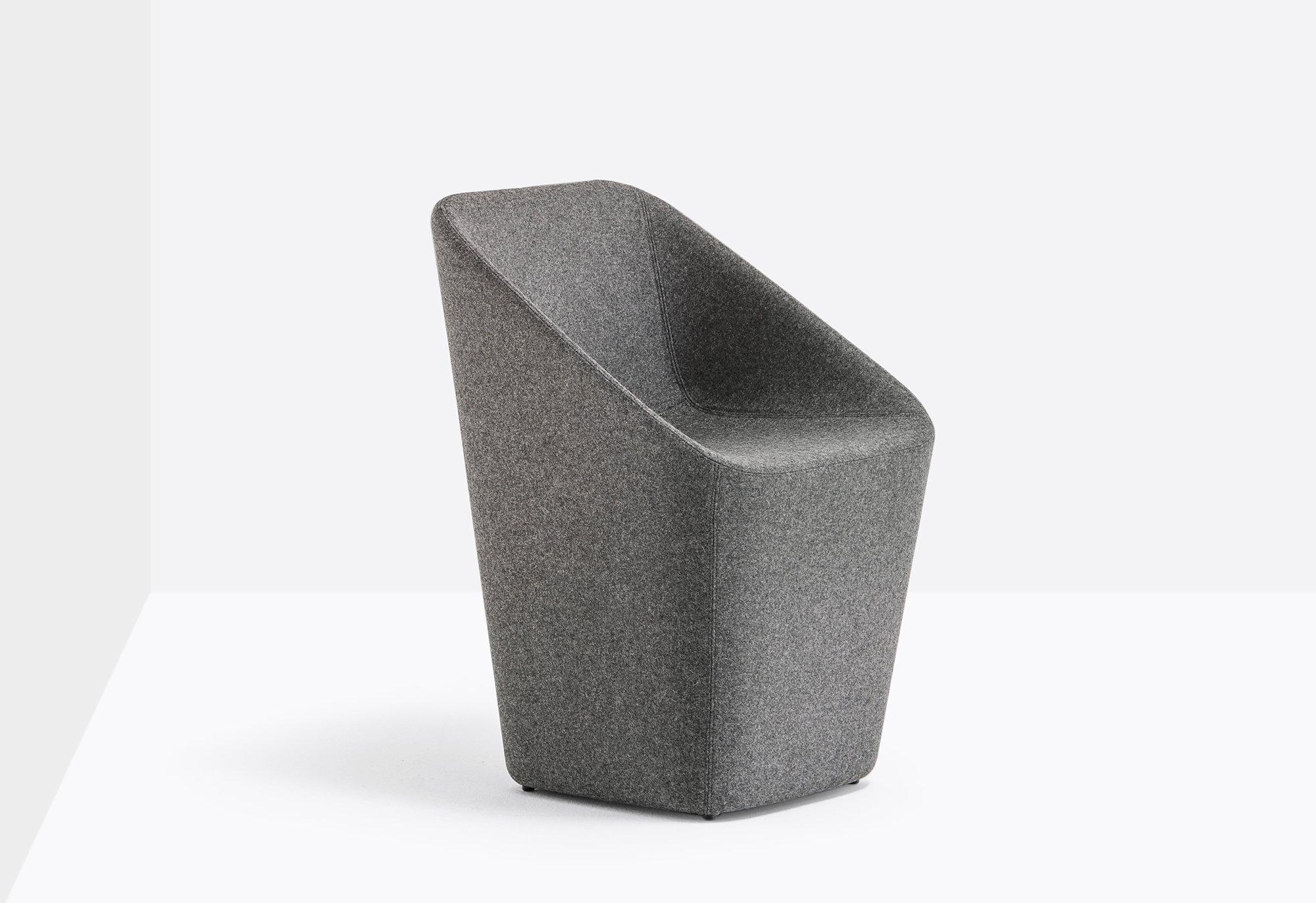 LOG 365 Armchair from Pedrali, designed by Busetti Garuti Redaelli