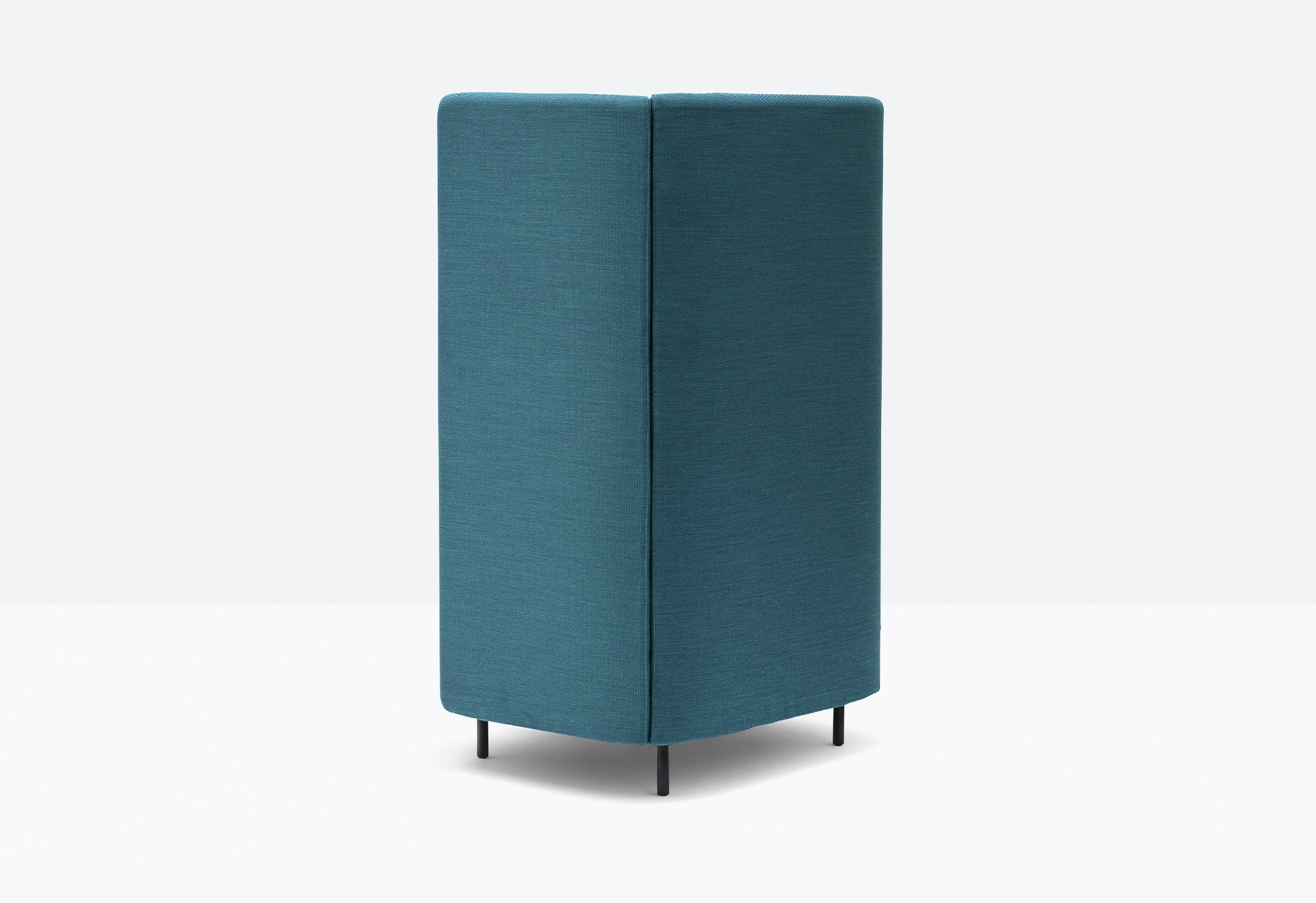 Buddyhub modular sofa from Pedrali, designed by Busetti Garuti Redaelli