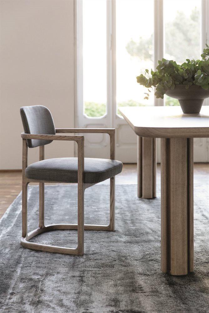Serena Chair from Porada, designed by E. Gallina