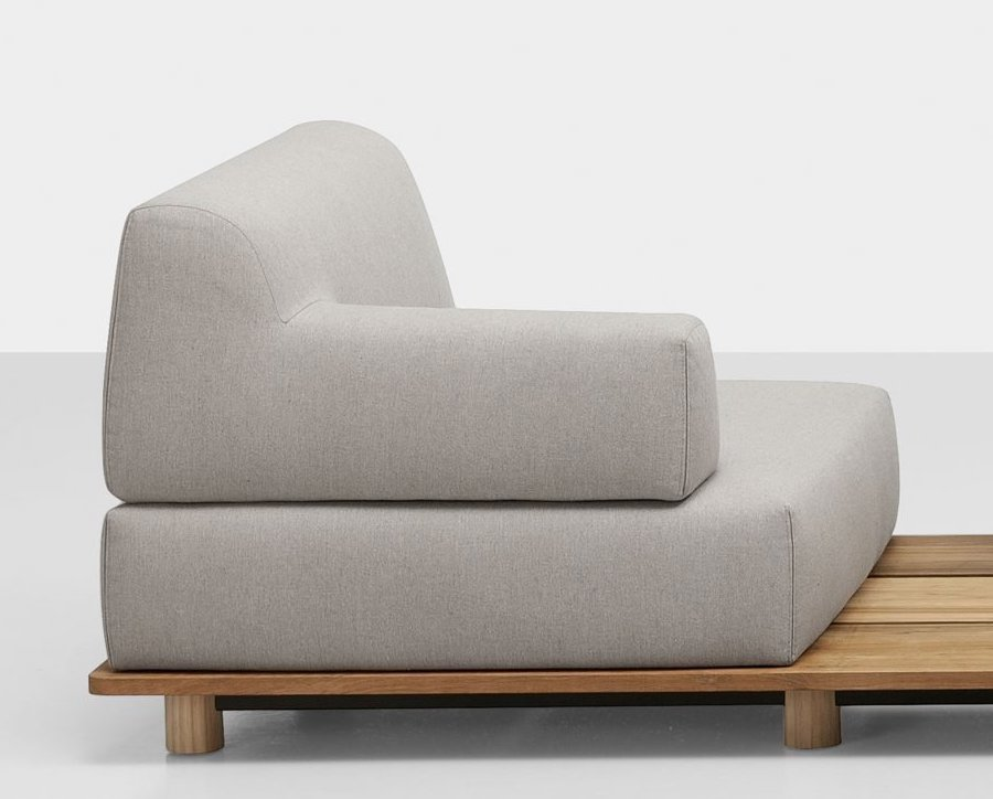 Palco Sofa from Kristalia, designed by Sam Hecht and Kim Colin