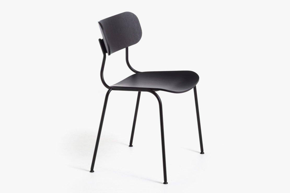 Kiyumi Wood Chair from Arrmet, designed by Tomoya Tabuchi