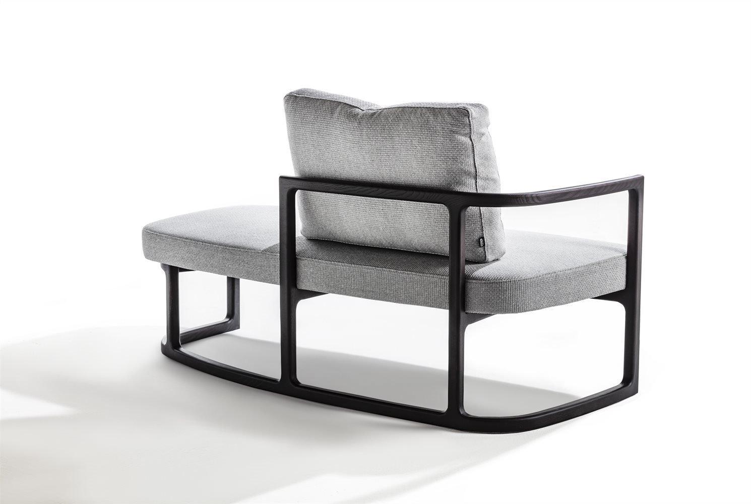 Romain Sofa from Porada, designed by E. Gallina