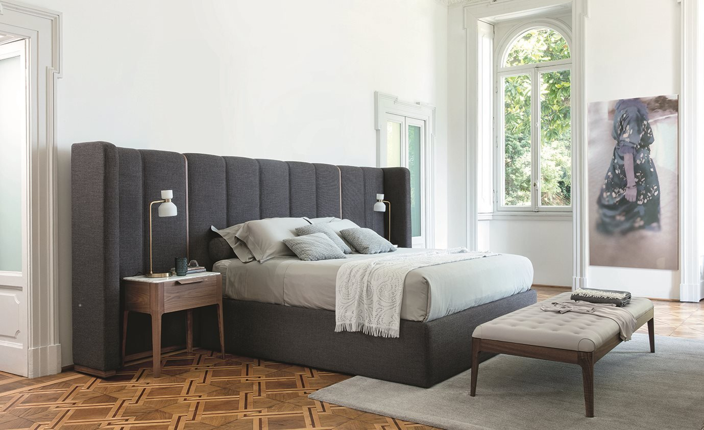 Apollo Bed Base from Porada, designed by Otto Moon