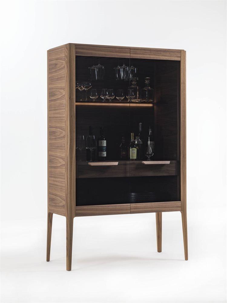 Atlante Bar Cabinet from Porada, designed by C. Ballabio