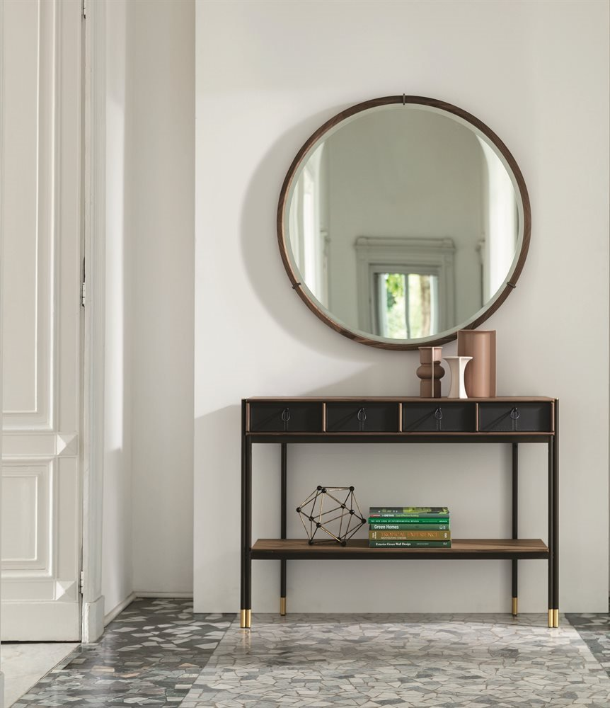 Bayus 8 Console Table from Porada, designed by G. & O. Buratti