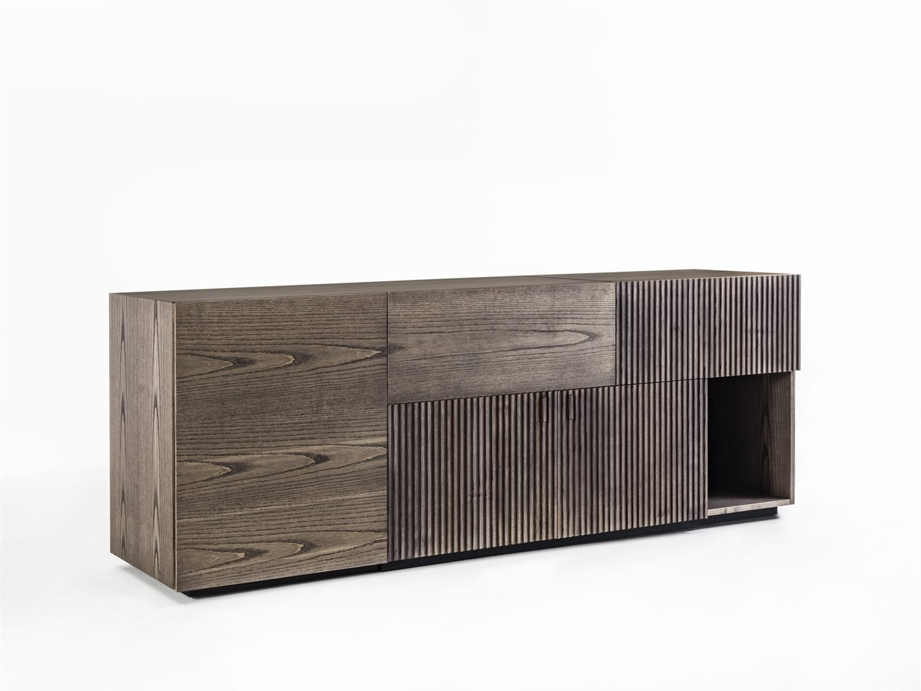 Drift Extendable Sideboard from Porada, designed by M. Marconato and T. Zappa