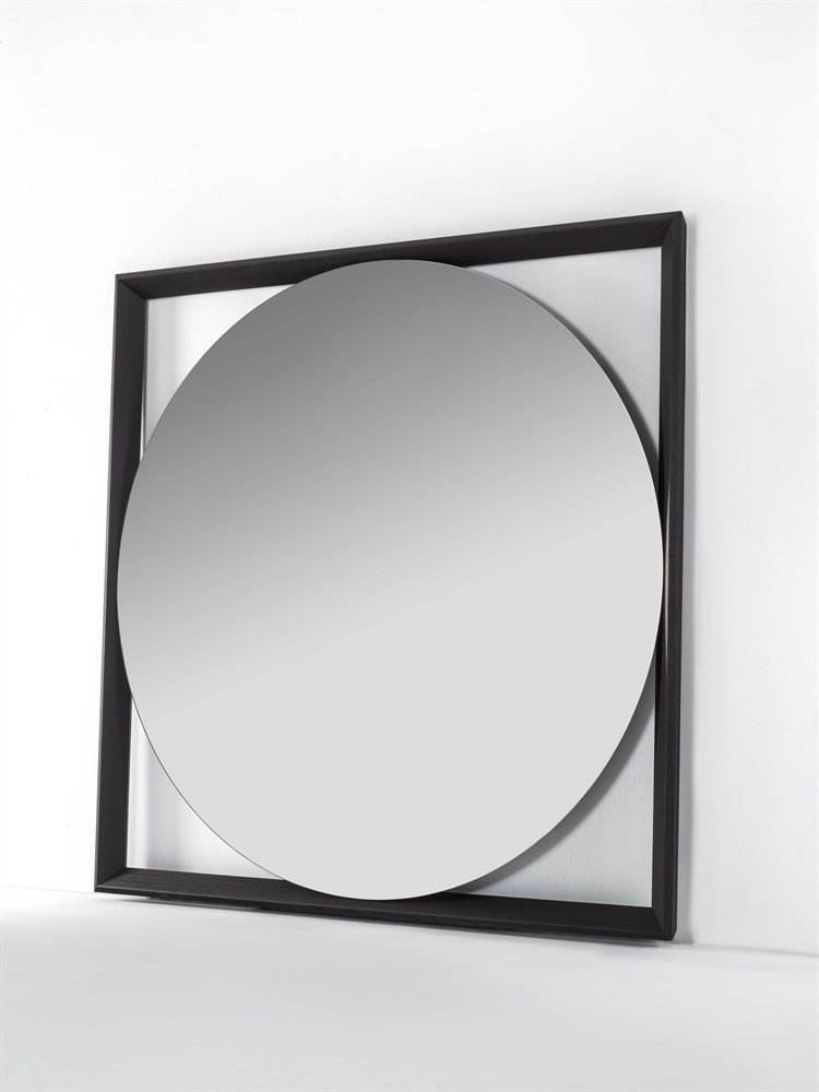 Odino Mirror from Porada, designed by Molteni & Baron