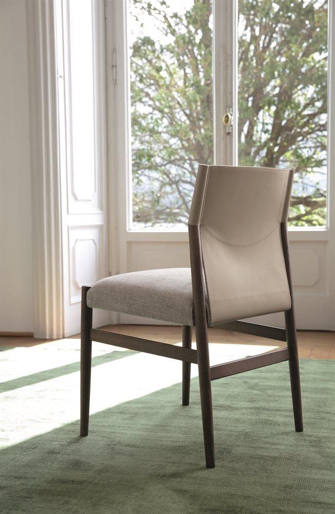 Sveva Chair from Porada, designed by G. & O. Buratti