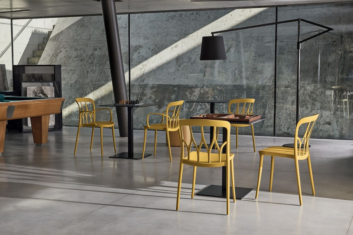 Alter Low Table dining from Bontempi, designed by  R&D Bontempi Casa
