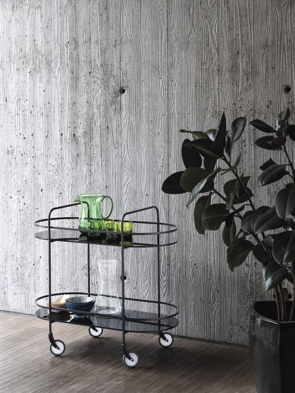 Chic Food Trolley  from Bontempi, designed by  R&D Bontempi Casa