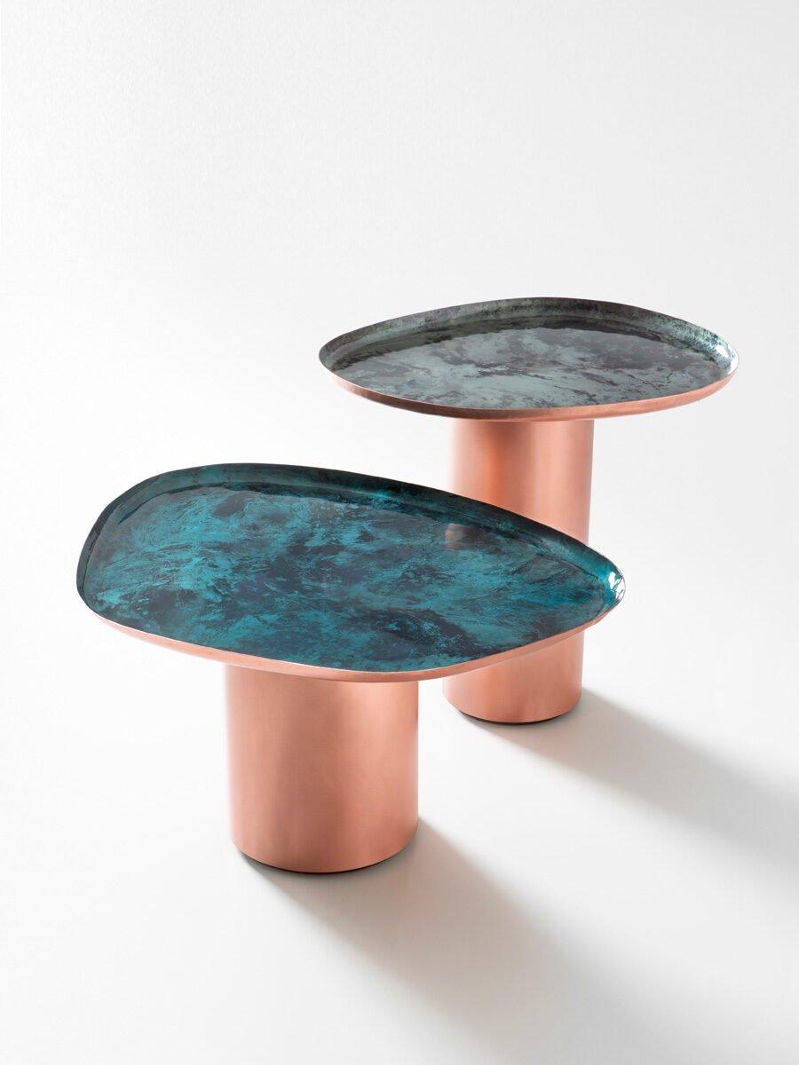 Drops Coffee Table from De Castelli, designed by Zanellato & Bortotto