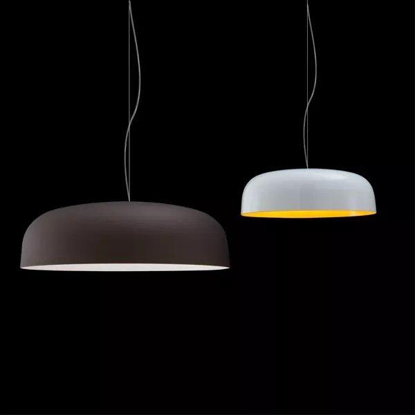Canopy Suspension Lamp lighting from Oluce, designed by Francesco Rota