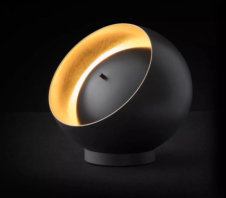 Eva Table Lamp lighting from Oluce, designed by Francesca Borelli