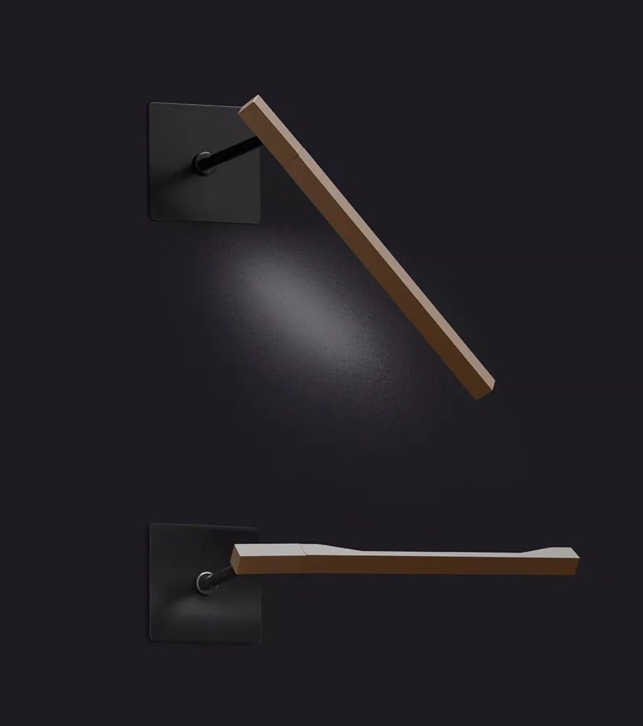 Ilo Wall Lamp lighting from Oluce, designed by David Lopez Quincoces