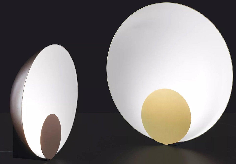 Siro Table Lamp lighting from Oluce, designed by Marta Perla