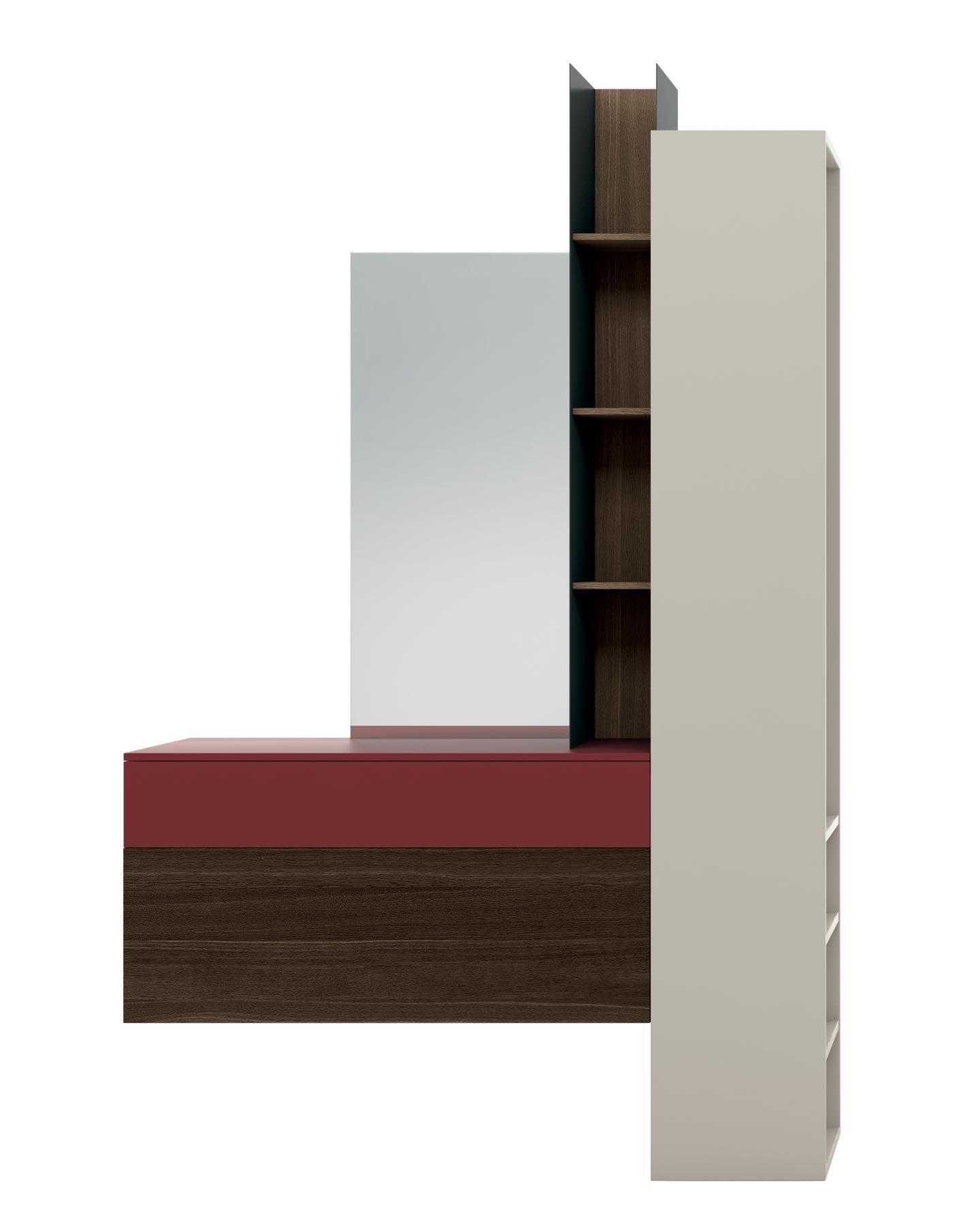 Ingressi Hall Unit accessory from Tomasella