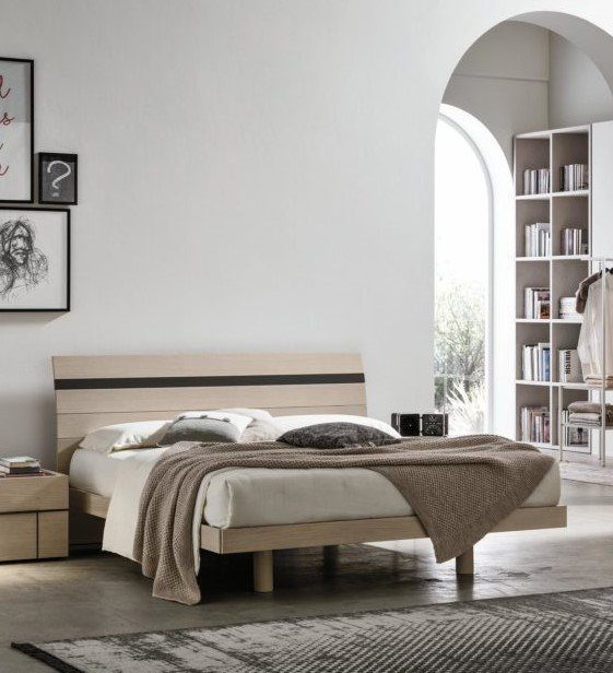 Joker Bed from Tomasella