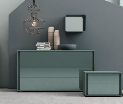 Vip Glass Storage Unit dresser from Tomasella