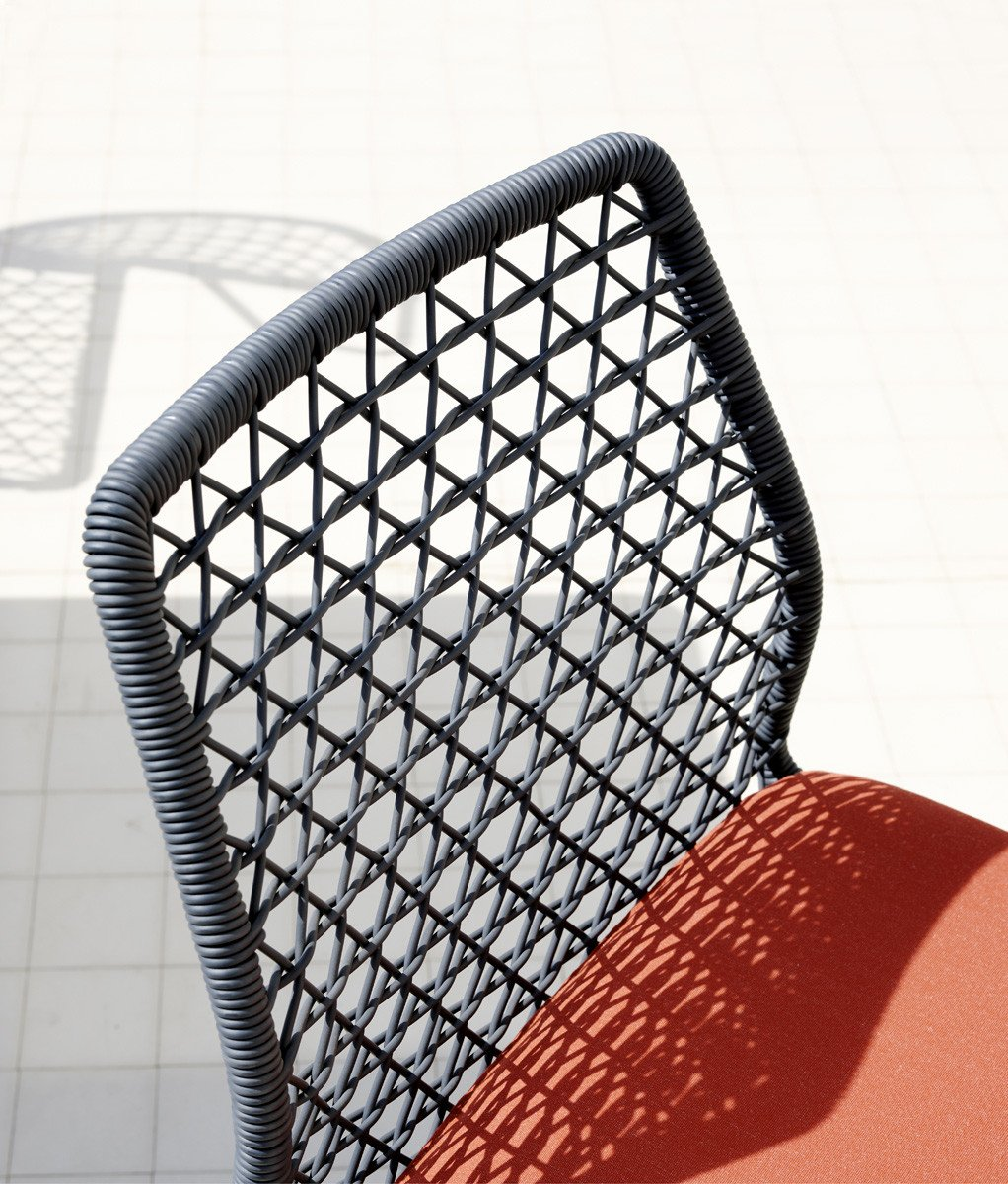 Vela Chair from Potocco, designed by Hannes Wettstein